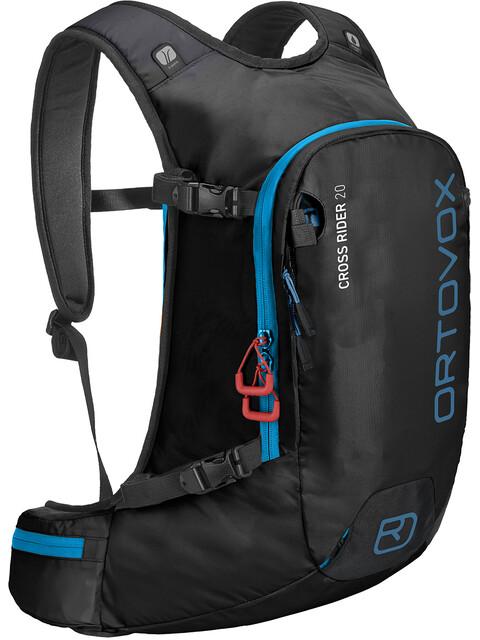 Ortovox Cross Rider 20 Backpack Black Raven